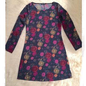 American Apparel | Floral Mini Shift Dress | S
